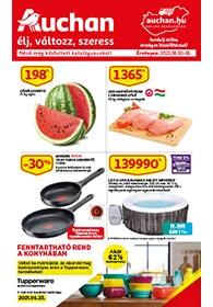 Auchan akciós újság 2021. 06.10-06.16