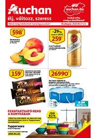 Auchan akciós újság 2021. 06.17-06.23