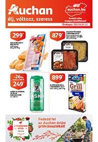 Auchan Grill katalógus 2021. 06.03-06.16