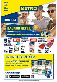 Metro HORECA katalógus 2021. 06.16-07.13