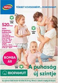 PEPCO akciós újság 2021. 06.03–06.16