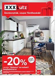 XXXLutz akciós újság 2021. 06.07-06.20