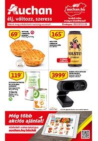 Auchan akciós újság 2021. 07.22-07.28