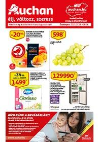 Auchan akciós újság 2021. 07.29-08.04