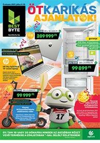 BestByte akciós újság 2021. 07.08-07.18