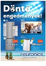 Euronics akciós újság 2021. 07.01-07.07