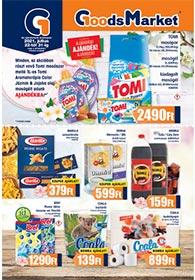 Goods Market akciós újság 2021. 07.22-07.31