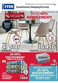 JYSK akciós újság 2021. 07.22-08.04