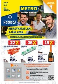 Metro HORECA katalógus 2021. 07.14-08.10