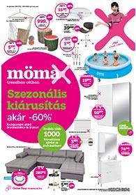 Mömax akciós újság 2021. 07.22-08.04