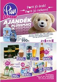 PlusMarket akciós újság 2021. 07.08-07.17