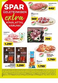 Spar Extra akciós újság 2021. 07.29-08.04