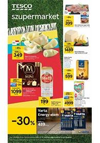 Tesco szupermarket akciós újság 2021. 07.15-07.21