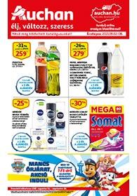 Auchan akciós újság 2021. 09.02-09.08