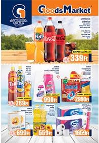 Goods Market akciós újság 2021. 08.05-08.14