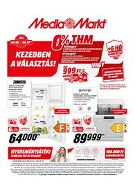 Media Markt akciós újság 2021. 08.03-08.15