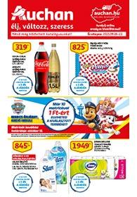 Auchan akciós újság 2021. 09.16-09.22