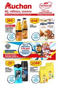 Auchan akciós újság 2021. 09.23-09.29