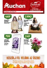 Auchan Kert katalógus 2021. 09.16-09.29