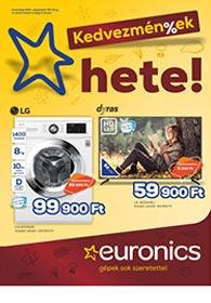 Euronics akciós újság 2021. 09.09-09.15