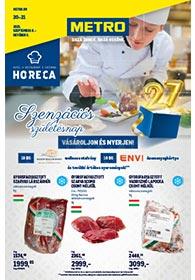 Metro HORECA katalógus 2021. 09.08-10.05