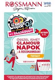 Rossmann Glamour kuponok 2021. 10.06-10.11
