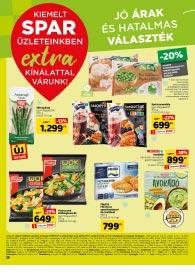 Spar Extra akciós újság 2021. 09.23-09.29