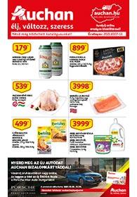 Auchan akciós újság 2021. 10.07-10.13