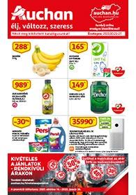 Auchan akciós újság 2021. 10.21-10.27