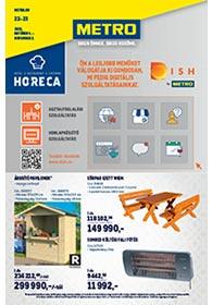 Metro HORECA katalógus 2021. 10.06-11.02