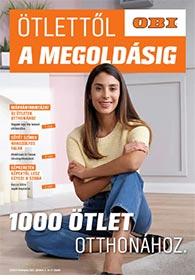OBI akciós újság 2021. 10.06-10.17