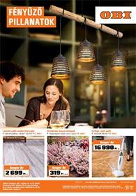 OBI akciós újság 2021. 10.20-10.31