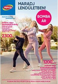 PEPCO akciós újság 2021. 10.07–10.20