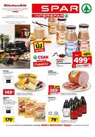 Spar akciós újság 2021. 10.07-10.13