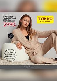 Takko akciós újság 2021. 10.21-10.27