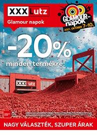 XXXLutz akciós újság 2021. 10.04-10.17